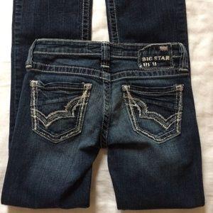 Big Star Sweet Boot Jeans Sz 25L